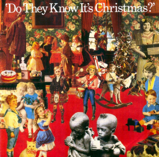 "Band Aid - Do They Know It's Christmas? (12"") (EX/VG)"
